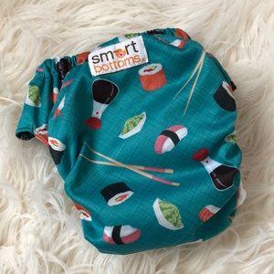 Smart bottoms cloth diaper